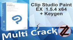 Clip Studio Paint EX 1.5.4 x64 + Keygen By_ Zuket Creation ||Direct Download Here !!! http://zuketmf.blogspot.com/2016/03/clip-studio-paint-ex-154-x64-keygen.html