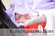 "Chronicles of a Babywise Mom: ""Flexible-izing"" a Baby"