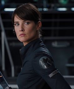 """Agent Maria Hill played by Cobie Smulders. Introduced in the 2012 film """"The Avengers."""""""