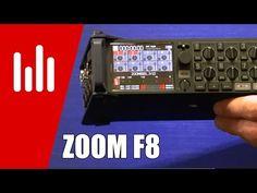 Musikmesse 2015: Zoom F8 - Mehrspur-Recorder - http://www.delamar.de/musik-equipment/zoom-f8-27673/?utm_source=Pinterest&utm_medium=post-id%2B27673&utm_campaign=autopost