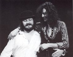 Bonzo and Pagey: When The Levee Breaks