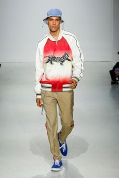 Ovadia & Sons Spring 2018 Men's Fashion Show