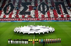 Olympiacos F. schedule for the group stage of UEFA Champions League - The Greek Observer Famous Sports, Basketball Is Life, Thing 1, The Draw, Photo Story, Uefa Champions League, Football Players, Baseball Field, Manchester United