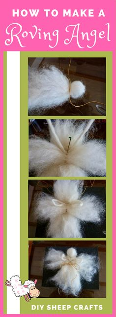 How to Make a Roving