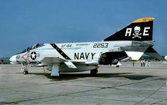 US Navy F-4