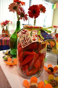 O Blog da Nátali: Decoração de Festa Mexicana!