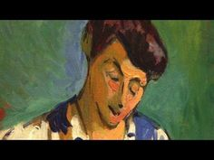 A rare painting of French painter André Derain Madame Matisse au kimono is exhibited at Christies, London, until April 6. It has not been shown to the public for several years. The painting will be auctioned in May in New York.Duration: 00:52
