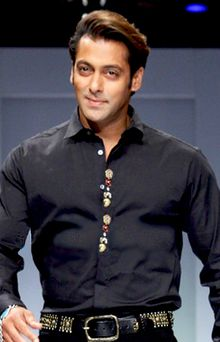 Salman Khan-Love his acting but just look at him what isn't to love?:)