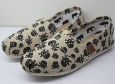 TOMS Avalon Slip Ons Frost Grey Heather color. Jersey material. Flexible* one piece mixed rubber outsole. Size is a men's 7* which translates to a woman's 8.5 according to TOMS.com. I think this could also fit an 8! Brand new with tags! TOMS Shoes