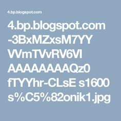 4.bp.blogspot.com -3BxMZxsM7YY VVmTVvRV6VI AAAAAAAAQz0 fTYYhr-CLsE s1600 s%C5%82onik1.jpg