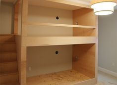DIY Built-In Bunkbeds for Around $700 | Chris Loves Julia