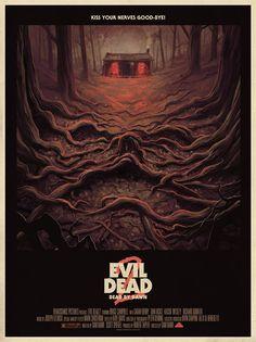 Evil Dead 2 (1987) [718 x 960]