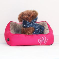 EverCare Soft and Warm Pet Bed for Dogs or Cats, Machine Washable >>> Click image to review more details. (This is an affiliate link) #DogBeds