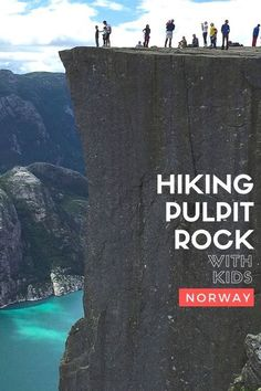 The highlight of a 2 week trip through Norway was hiking to Pulpit Rock. At 604 meters above the Lysefjord, the view is absolutely breathtaking.