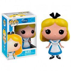 Pop Alicia Disney
