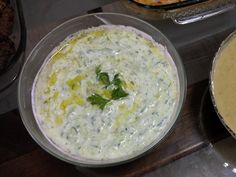 Salatat Roob (Yogurt Salad)