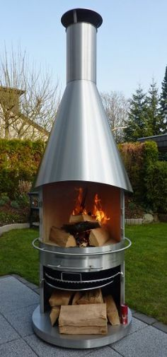 grillkamin glass dn 700 grillkamine gartenkamine terrassenkamine gartengestaltung. Black Bedroom Furniture Sets. Home Design Ideas