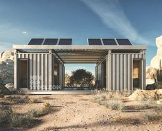 Micro Container Living #FavoriteContainerHomes