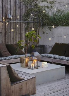 20 Amazing String Lights For Your Outdoor Patio | Home Design And Interior