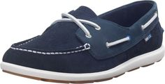 DANFORTH - Uncompromising style & performance in a contemporary deck shoe.