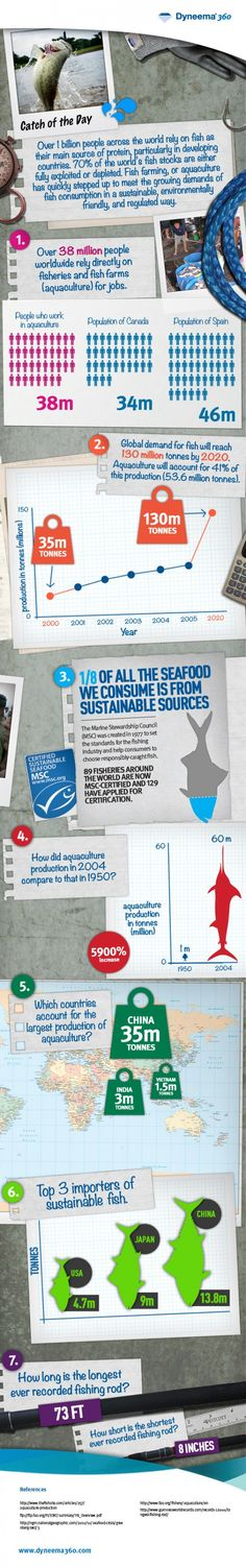 The future of food is aquaculture.
