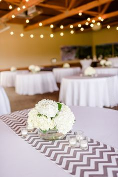 Exceptional {Pink, Grey U0026 Black} Chic Vineyard Summer Wedding | Chevron Table Runners, Chevron  Table And Pink Grey