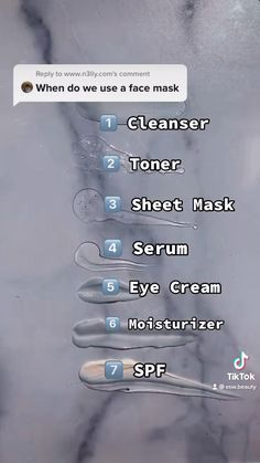 Facial Routine Skincare, Face Cleaning Routine, Funny Videos Clean, Clear Skin Tips, Sheet Mask, Clean Face, Facial Care, Diy Skin Care, Masking