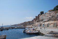 Vourvoulos, Santorini - east coast