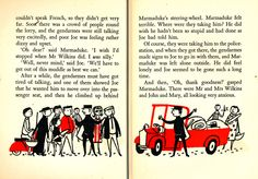 Eccles, double spread from Marmaduke Goes To France Book Illustrations, Children's Book Illustration, How To Speak French, Vintage Children, Book Series, Childrens Books, Truck, Childhood, Corner