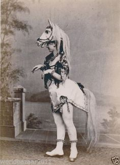 VICTORIAN CURIOSITY HORSE WOMAN PONYGIRL CIRCUS SIDESHOW FREAK SHOW FREAKSHOW | eBay