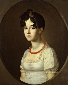 Portrait of Konstanzia Nákó | Collection | MNG