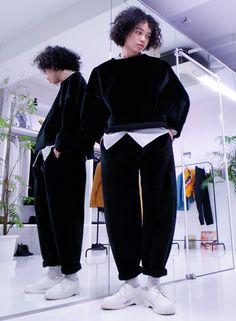 Henrik Vibskov - AW 15 Styles. http://blog.raddlounge.com/?p=41026 #streetsnap #style #raddlounge #wishlist #stylecheck #kawaii #fashionblogger #fashion #shopping #clothing #wishlist #streetsnap #style #BrandNew #aw15 #RaddLounge #BrandNew #HenrikVibskov