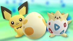 Cara Mendapatkan Baby Pokemon Di Game Pokemon Go Baby Pokemon, Pokemon Go, Games, Gaming, Plays, Game, Toys