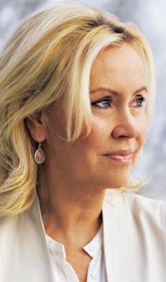 Agnetha Faltskog from ABBA looks as beautiful as ever in her 60s #ageless #beauty