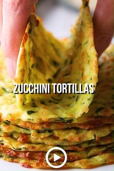 Low Carb Keto, Low Carb Recipes, Diet Recipes, Vegetarian Recipes, Cooking Recipes, Healthy Recipes, Keto Snacks, Healthy Snacks, Zucchini Tortilla