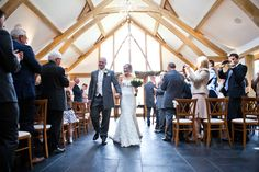 Mythe Barn #weddingvenue set in the countryside | byjenny.co.uk