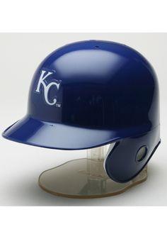 Kansas City Royals Mini Helmet http://www.rallyhouse.com/shop/kansas-city-royals-riddell-kansas-city-royals-mini-helmet-8561159 $14.99