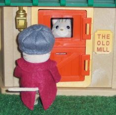 Coat with Tails 2 Doll Wardrobe, Sylvanian Families, Tiny Dolls, Family Outfits, Doll Houses, Clothing Patterns, Elf, Doll Clothes, Charlotte