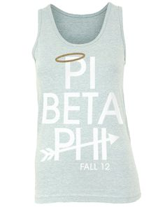 Pi Beta Phi Wings Tank