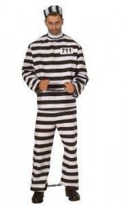 Convict costume