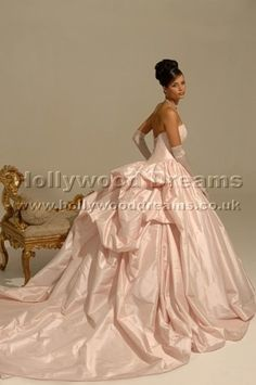 hollywood wedding dresses by anastasia