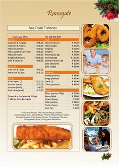 Sea Pearl Fisheries, Sebenza Village Ramsgate