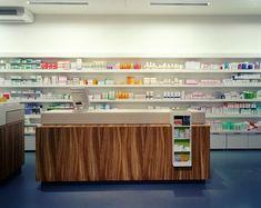 Adler pharmacy design by Kinzo