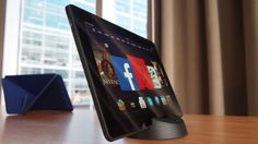 The new Kindle Fire HDX is perfect for work and play. Functional and fun, this new tablet is at the top of my #Holiday wish list.