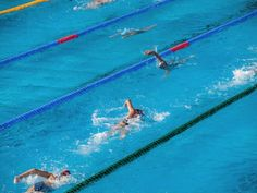 One-Hour Workout: All 50s Swim Workout
