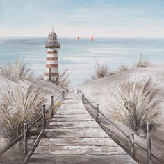 Schilderij strand malerei strand The post Malstrand appeared first on Frisuren Tips - People Drawing Lighthouse Drawing, Lighthouse Art, Pour Painting, Painting & Drawing, Watercolor Paintings, Drawing Tips, Drawing Drawing, Pictures To Paint, Art Pictures