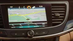 Image showing available IntelliLink with Navigation in the 2017 Buick LaCrosse full-size luxury sedan. 2017 Buick Lacrosse, Automobile, Luxury, Vehicles, Image, Motor Car, Autos, Car, Cars