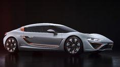 Modern Science: 750-hp Quant 48Volt Sports Car