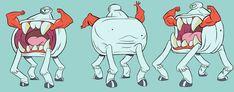 Gravi-Team Falls — robertryancory: Weirdmageddon Designs: there's...