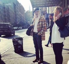 Fantastic Photos Capturing New York City's Most Fashionable Grandpas